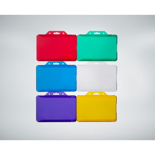 Premium light card holder (horizontal)